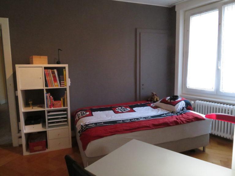 deuxième chambre après travaux